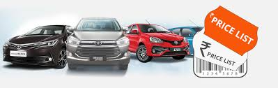 toyota cars with price nippon toyota price list