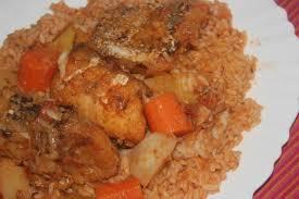 le thiebou dien riz au poisson recette sénégalaise
