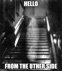Ghost Meme - image tagged in ghost imgflip