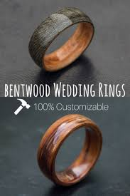 route 66 wedding band mens bentwood wedding bands these wood rings are 100