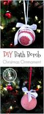 bath bomb christmas ornaments with surprise inside stocking