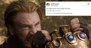 Trolls Meme - memes and trolls on the trailer of avenger infinity war are very