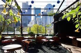 Botanical Gardens Cafe Melbourne by Melbourne Rooftop Bar Loop Loop Roof Level 3 23 Meyers Place