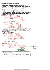 math inequalities worksheets koogra