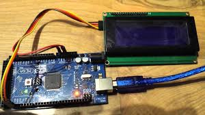 arduino mega 2560 lcd wiring diagram components
