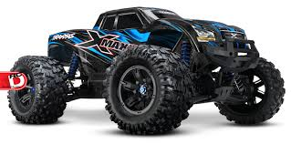 nitro gas rc monster trucks it u0027s hugh the x maxx electric monster truck from traxxas