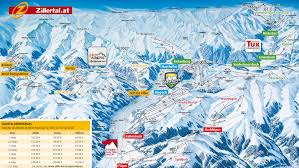 Colorado Ski Resort Map Mayrhofen Ski Resort Mayrhofen Zillertal Austria Review