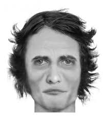 police sketches of 5 literary characters based on their book