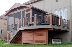 Decks With Roofs Pictures by All Weather Decks 19 Time Winner Of Best Deck Builder In Kansas City