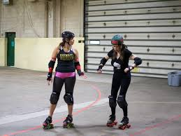 bruisers boot c lets give roller derby a whirl