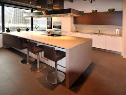 Kitchen Island Counters 16 Best Waterfall Countertops Images On Pinterest Waterfall