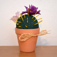 simple cactus craft for kids one artsy mama