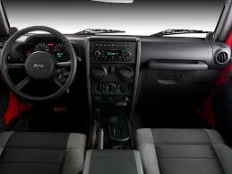 jeep rubicon inside 2007 jeep wrangler reviews and rating motor trend
