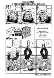 scan hajime no ippo 918 vf muscle toi en lecture en ligne