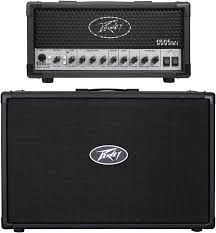 2x12 Guitar Cabinet Peavey 6505 212 Mini Stack 20 Watt Tube Head With 2x12