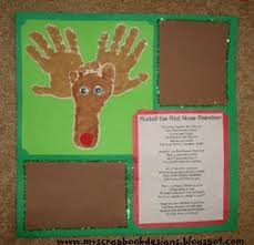 Kids Reindeer Crafts - christmas crafts hand print reindeer christmas cards and ornaments