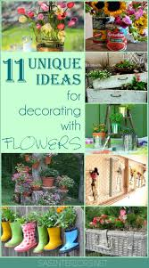 garden display ideas 11 unique ideas for decorating with flowers jenna burger