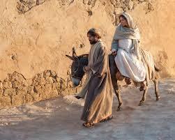 riding into bethlehem