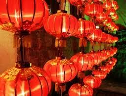 lunar new year lanterns the lantern festival
