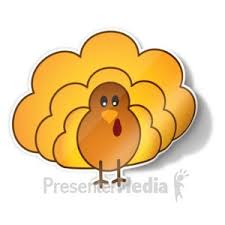 thanksgiving turkey icon with seasonal events