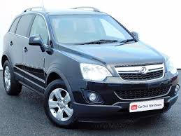 opel suv antara cheap used 2012 vauxhall antara in black for sale in newbridge