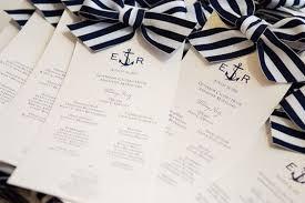 nautical wedding programs 100 cool black and white sassy stripes wedding ideas page 8 hi