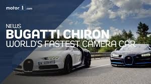 bugatti suv this car filmed bugatti chiron u0027s 0 400 0 kmph world record run