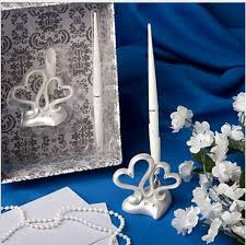 where to register for a bridal shower free shipping heart signature pen wedding guest register