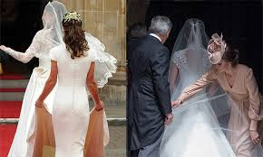 kate middleton wedding dress kate middleton recreates from wedding by helping