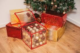 bathroom box decorations christmas tree bauble decorations