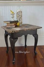 granite top end tables end tables designs use in place of the top piece paint the bottom