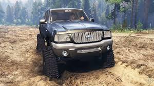 prerunner ranger raptor ford ranger pre runner 03 03 16 for spin tires