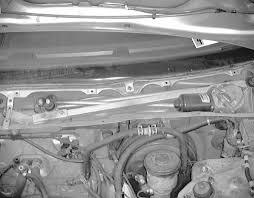 2003 honda accord wiper motor repair guides windshield wipers and washers windshield wiper