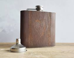his and hers flasks flask tree etsy