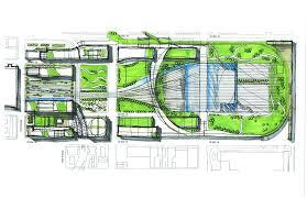 train floor plan gallery urban design