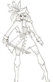 pirate coloring pages inspiring bridal shower ideas