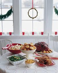 holiday parties and menus martha stewart
