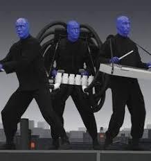 Blue Man Group Halloween Costume Blue Man Group Costumes Blue Man Group Group Nevada