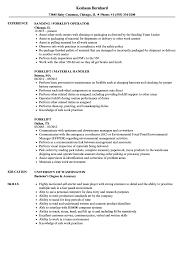 light equipment operator job description forklift resume sles velvet jobs