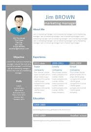 Resume Template On Word 2010 Free Resume Templates Microsoft Word 2010 Word Resume Template