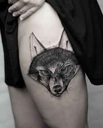 thigh tattoo for women 49 ideas for girls
