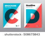 3d brochure free vector art 1893 free downloads