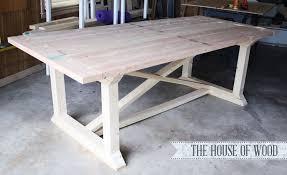 how to build a table base how to build a farmhouse table weliketheworld com
