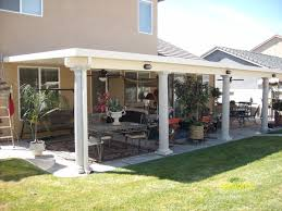 Aluminum Patio Covers Sacramento by This Is Our Past Work For Vinyl Patio Covers Located In Modesto Ca