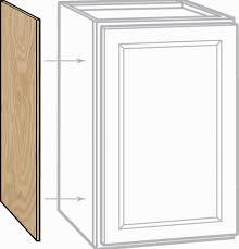unfinished kitchen wall cabinets kitchen design