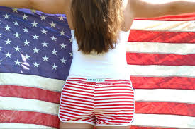 American Flag Workout Shorts Krass U0026 Co Men U0026 Women U0027s Preppy Performance Shorts U2013 Country