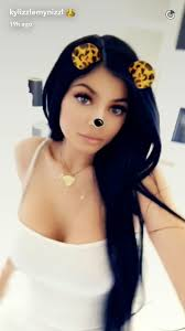 long hair lady kylie jenner debuts waist length cher hair on snapchat people com