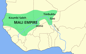 Ancient Africa Map by Spa08 African Kingdoms The Mali Empire
