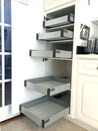 kitchen pantry cabinet with pull out shelves kitchen pantry cabinet pull out shelves musicalpassion club