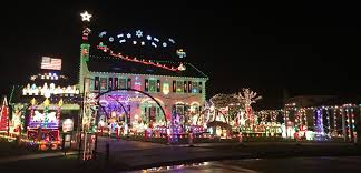 Christmas Lights Ditto Strongsville Holiday Lights To Be Featured On Abc U0027s U0027great